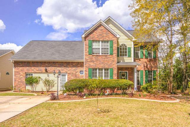 106 Summer Trace Drive, Summerville, SC 29485 (#20008227) :: The Cassina Group