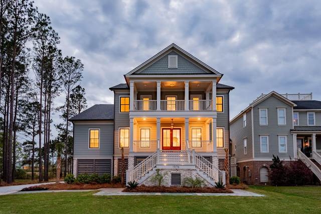 1576 Rivertowne Country Club Drive, Mount Pleasant, SC 29466 (#20008291) :: The Cassina Group