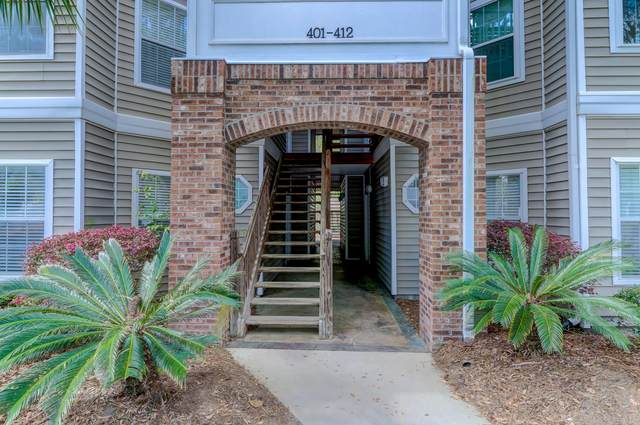 188 Midland Parkway #409, Summerville, SC 29485 (#20008327) :: The Cassina Group