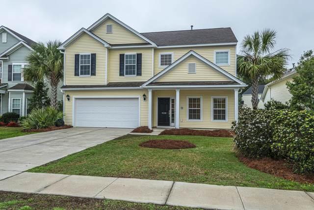 4008 Sanderson Lane, Summerville, SC 29483 (#20008343) :: Realty One Group Coastal