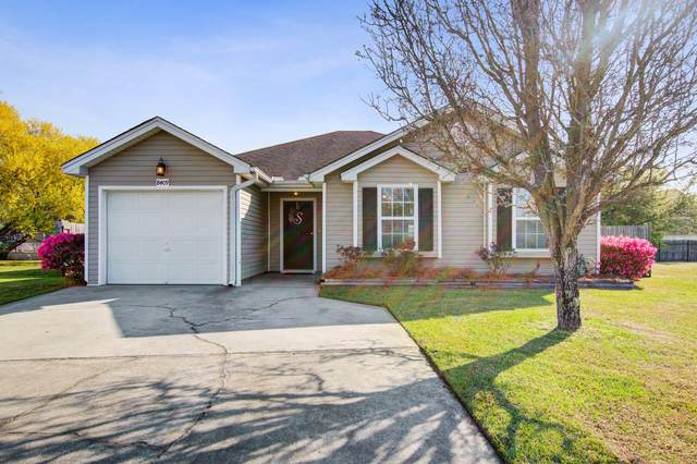 8409 Wylie Drive, North Charleston, SC 29406 (#20008362) :: The Cassina Group
