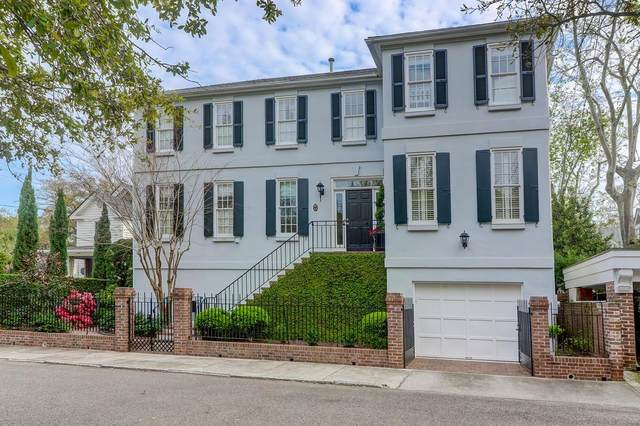 13 Gibbes Street, Charleston, SC 29401 (#20008366) :: Realty One Group Coastal