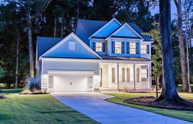 2669 Dutchman Drive, Mount Pleasant, SC 29466 (#20008370) :: The Cassina Group