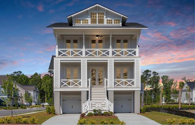 2322 Brackish Drive, Mount Pleasant, SC 29466 (#20008396) :: The Cassina Group