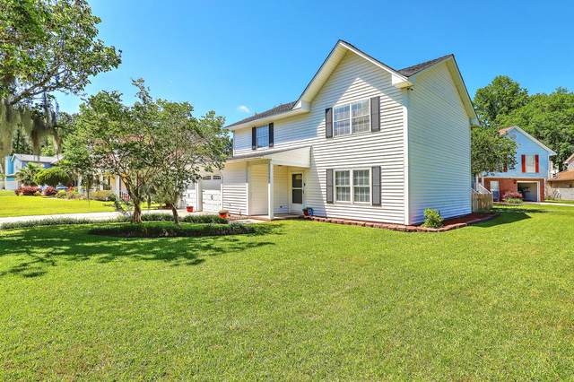 105 Lancelot Hall, North Charleston, SC 29418 (#20008398) :: Realty One Group Coastal