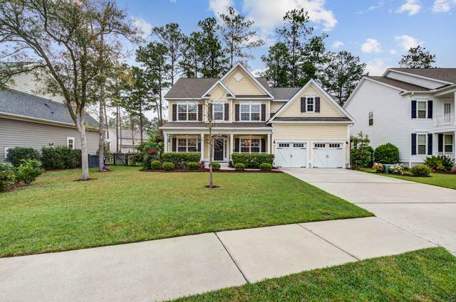 138 Musket Loop, Summerville, SC 29483 (#20008399) :: The Cassina Group