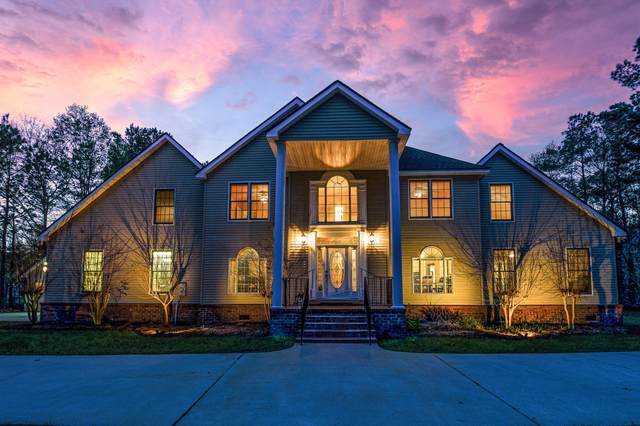 388 Lazy Hill Road, Moncks Corner, SC 29461 (#20008412) :: The Cassina Group