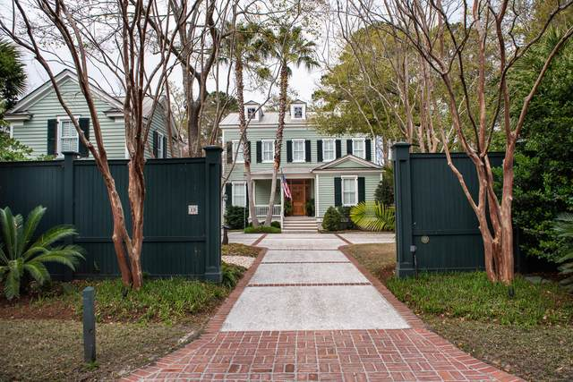 10 Frogmore Road, Mount Pleasant, SC 29464 (#20008452) :: The Cassina Group