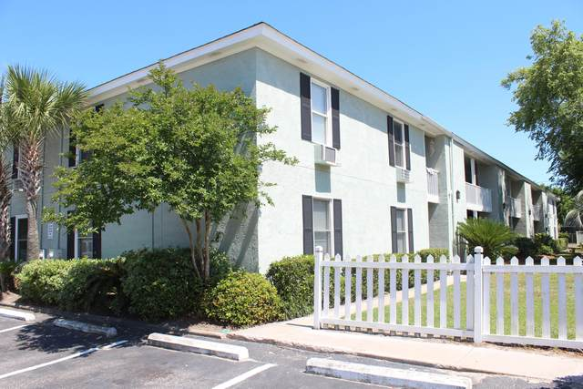 2057 Middle Street #6, Sullivans Island, SC 29482 (#20008461) :: The Cassina Group