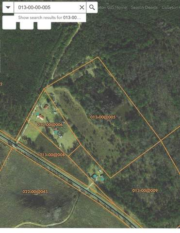 0 Augusta Highway, Smoaks, SC 29481 (#20008464) :: Realty One Group Coastal