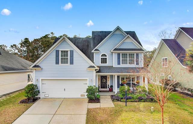 2061 Terrabrook Lane, Charleston, SC 29412 (#20008479) :: Realty One Group Coastal