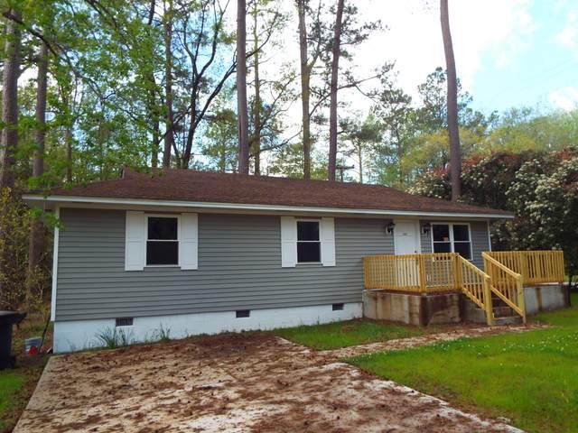 100 Lakeside Drive, Walterboro, SC 29488 (#20008497) :: Realty One Group Coastal