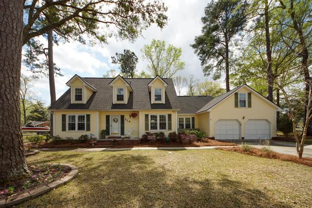 214 Sweetbriar Road, Summerville, SC 29485 (#20008523) :: The Cassina Group