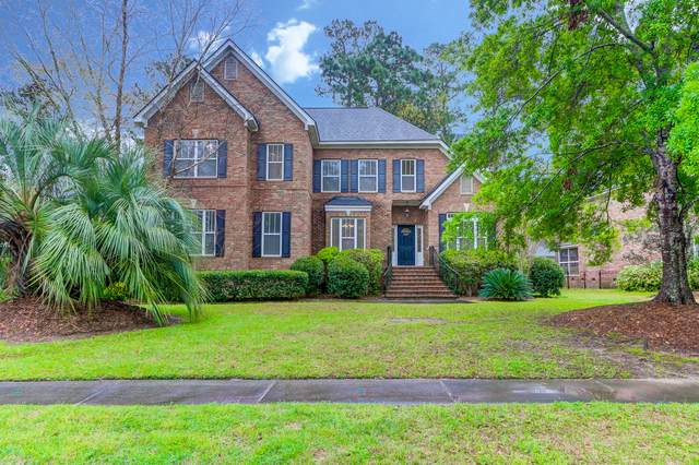4407 Wild Thicket Lane, North Charleston, SC 29420 (#20008535) :: Realty One Group Coastal
