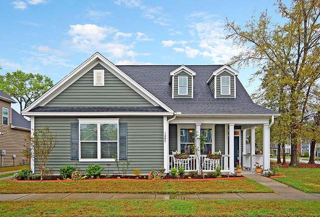 1205 Topside Drive, Charleston, SC 29414 (#20008567) :: The Cassina Group
