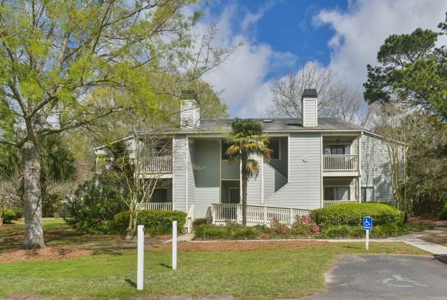 1481 Center Street #1303, Mount Pleasant, SC 29464 (#20008570) :: The Cassina Group