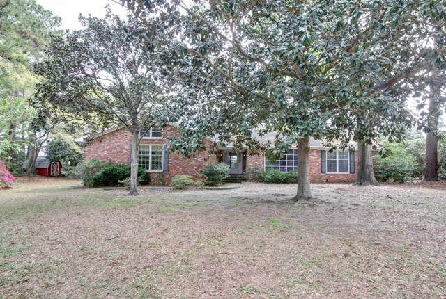 610 E Hobcaw Drive, Mount Pleasant, SC 29464 (#20008613) :: Realty One Group Coastal
