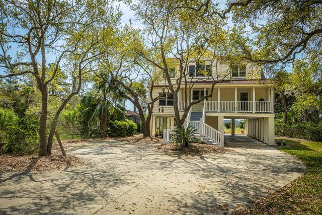 7859 Russell Creek Road, Edisto Island, SC 29438 (#20008651) :: Realty One Group Coastal