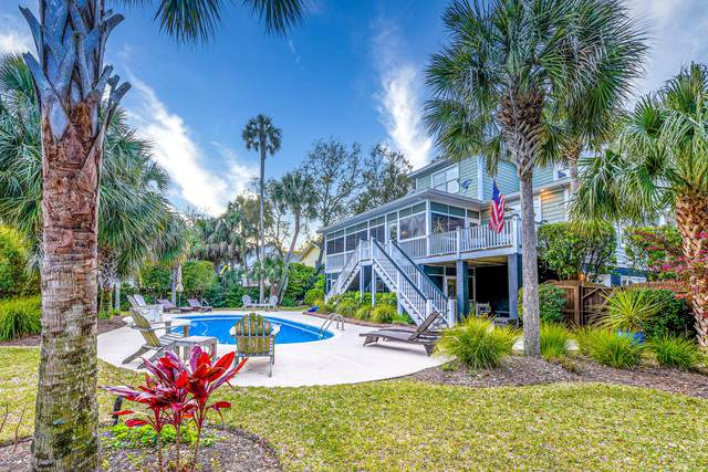 242 Forest Trail, Isle Of Palms, SC 29451 (#20008689) :: Realty One Group Coastal