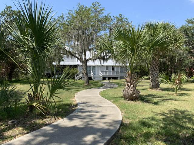 7905 Russell Creek Road, Edisto Island, SC 29438 (#20008734) :: Realty One Group Coastal