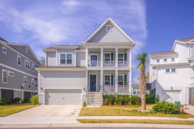 1561 Fort Palmetto Circle, Mount Pleasant, SC 29466 (#20008766) :: The Cassina Group