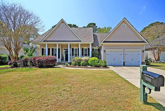1320 Royal Links Drive, Mount Pleasant, SC 29466 (#20008796) :: The Cassina Group