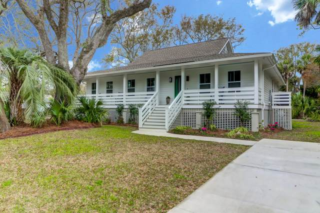 3401 Hartnett Boulevard, Isle Of Palms, SC 29451 (#20008797) :: The Cassina Group