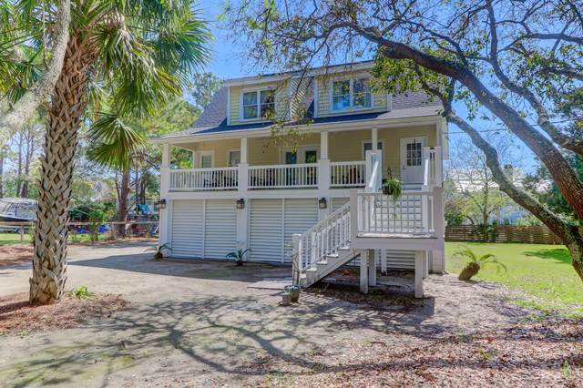 2911 Jasper Boulevard, Sullivans Island, SC 29482 (#20008798) :: Realty One Group Coastal