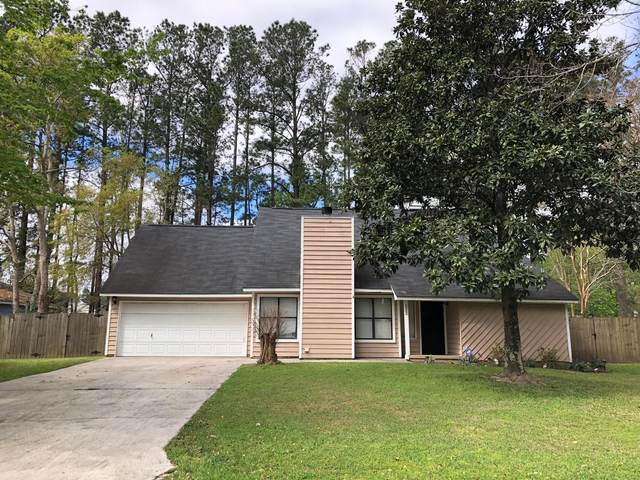 222 Woodward Boulevard, Summerville, SC 29483 (#20008799) :: The Cassina Group