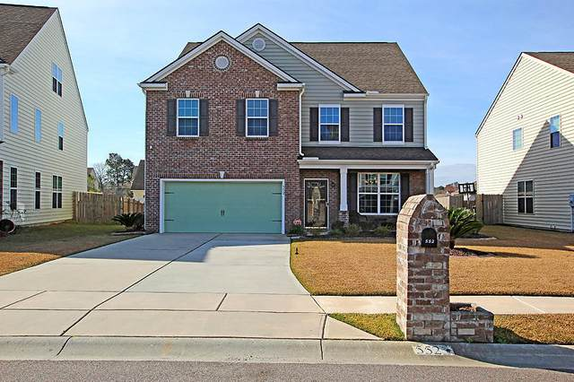 552 Rosings Drive, Summerville, SC 29486 (#20008821) :: The Cassina Group