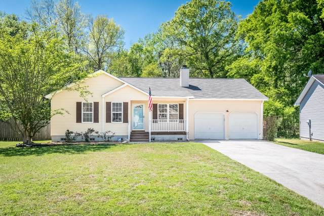 166 Two Hitch Road, Goose Creek, SC 29445 (#20008831) :: The Cassina Group