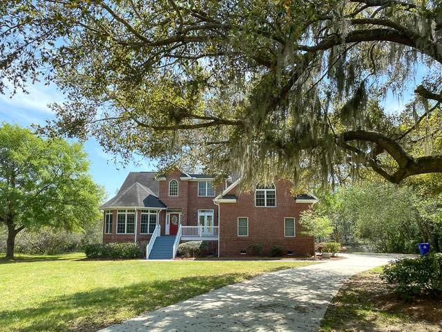 3891 Moss Pointe Court, Johns Island, SC 29455 (#20008872) :: The Cassina Group