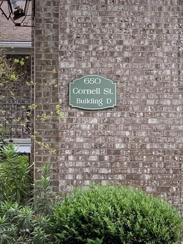 650 Cornell Building D Street #56, Charleston, SC 29407 (#20008950) :: The Cassina Group