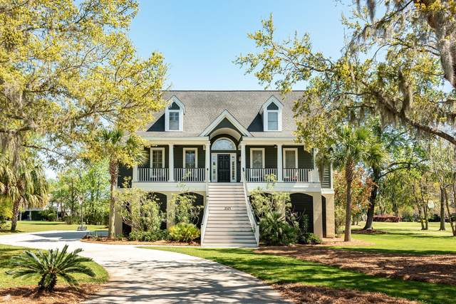 2521 Fenwick Ferry Crossing, Johns Island, SC 29455 (#20008952) :: The Cassina Group