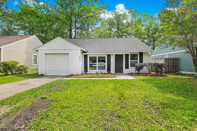 202 Mickler Drive, Ladson, SC 29456 (#20008963) :: The Cassina Group