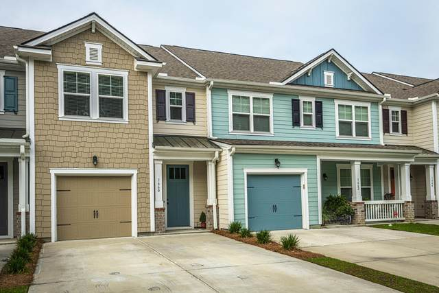 1660 Bridwell Lane, Mount Pleasant, SC 29466 (#20009025) :: Realty One Group Coastal