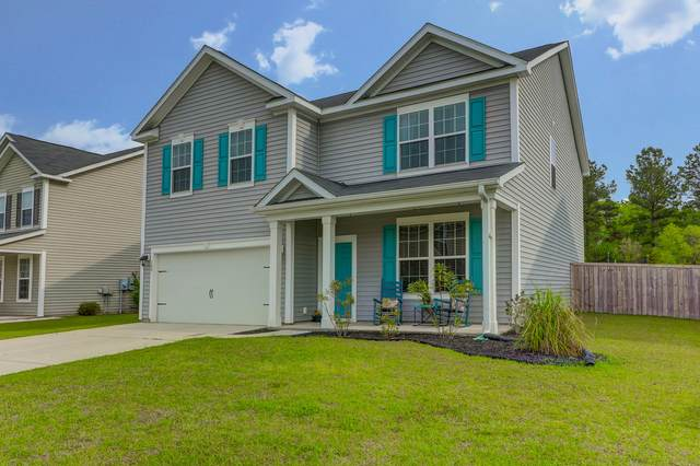 189 Meadow Wood Road, Summerville, SC 29486 (#20009039) :: The Cassina Group
