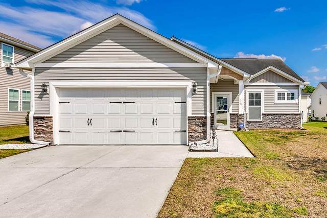 115 Hyrne Drive, Goose Creek, SC 29445 (#20009063) :: Realty One Group Coastal