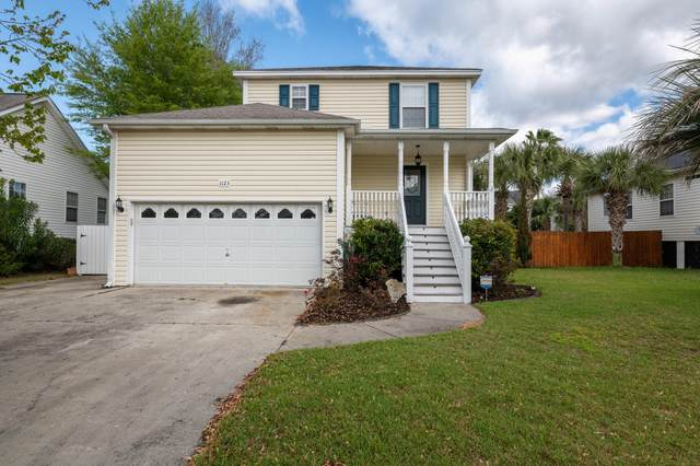 1123 Clearspring Drive, Charleston, SC 29412 (#20009140) :: The Cassina Group