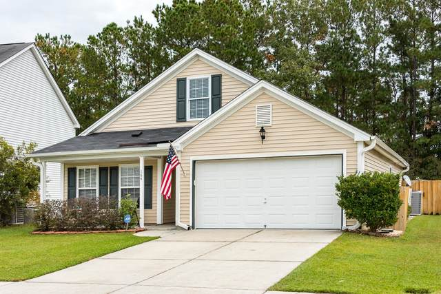 184 Wildberry Lane, Goose Creek, SC 29445 (#20009145) :: The Cassina Group