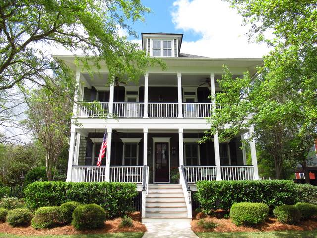 279 Beresford Creek Street, Charleston, SC 29492 (#20009168) :: The Cassina Group
