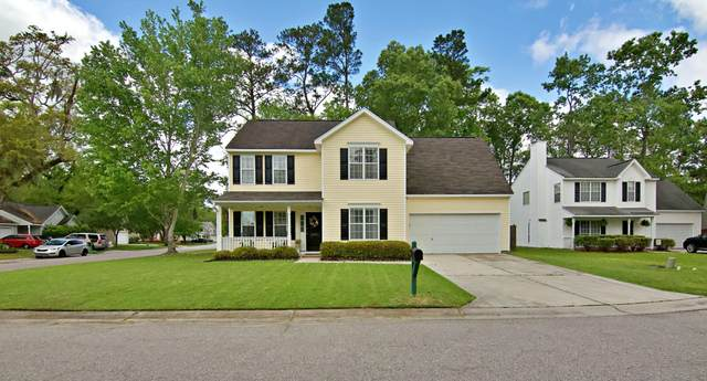 5501 Livonia Cove, North Charleston, SC 29420 (#20009227) :: Realty One Group Coastal