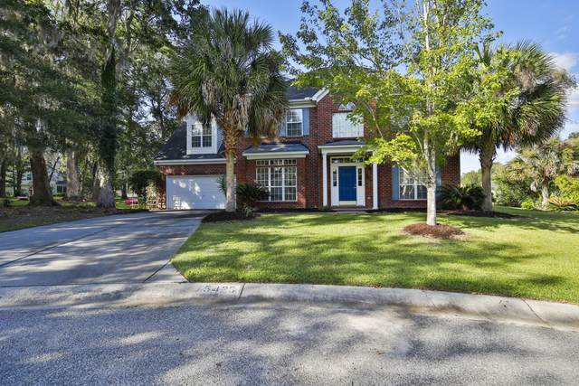 5423 Rock Creek Court, North Charleston, SC 29420 (#20009276) :: Realty One Group Coastal
