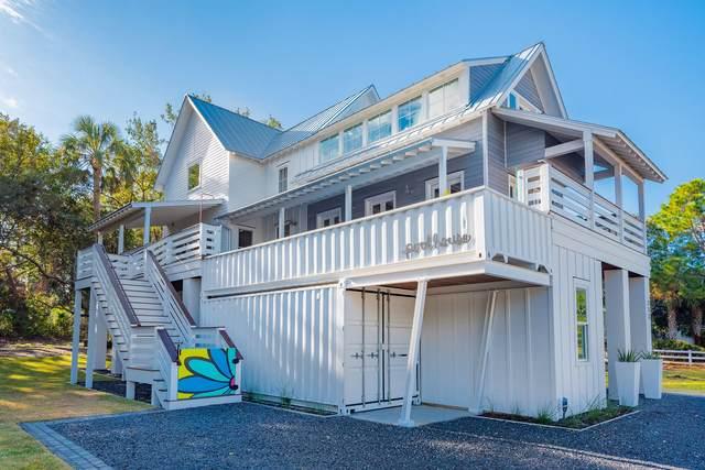 213 W Indian Avenue, Folly Beach, SC 29439 (#20009284) :: The Cassina Group