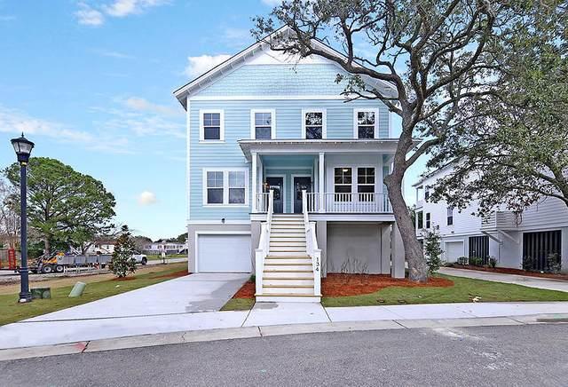 134 Howard Mary Drive B, Charleston, SC 29412 (#20009304) :: The Cassina Group
