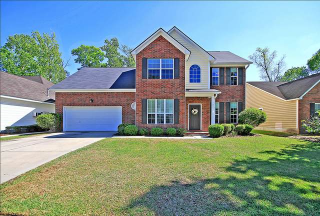 121 Summer Trace Drive, Summerville, SC 29485 (#20009336) :: The Cassina Group