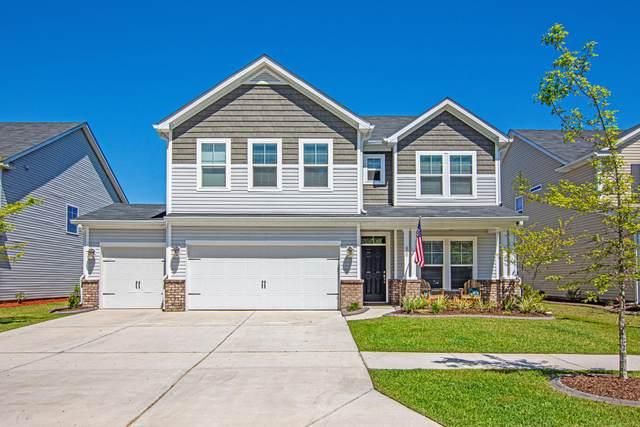 420 Flat Rock Lane, Summerville, SC 29486 (#20009381) :: The Cassina Group
