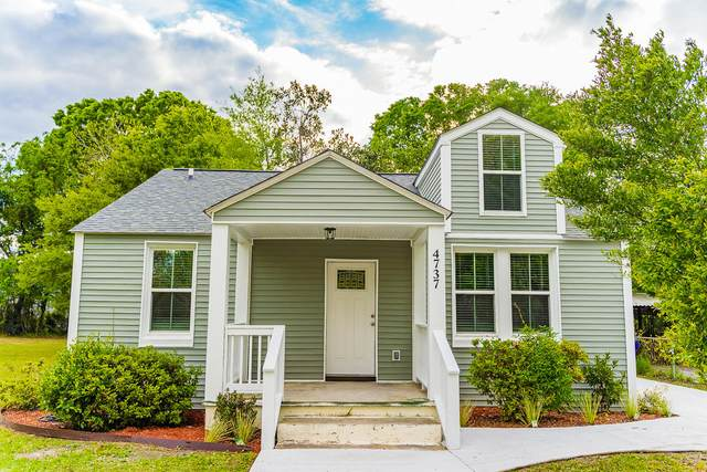 4737 Aster Street, North Charleston, SC 29405 (#20009393) :: The Cassina Group