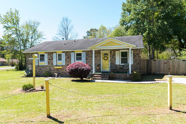 4401 Clovewood Street, Ladson, SC 29456 (#20009400) :: The Cassina Group