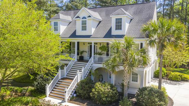 3883 Laurel Point Lane, Johns Island, SC 29455 (#20009437) :: The Cassina Group